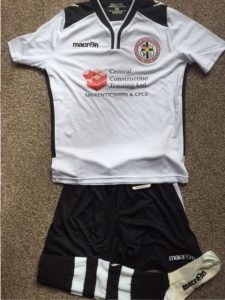 Sponsored Football Kit